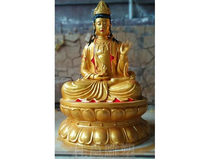 小型佛铜像