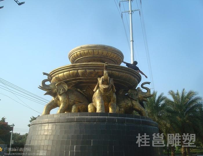大型文化广场雕塑