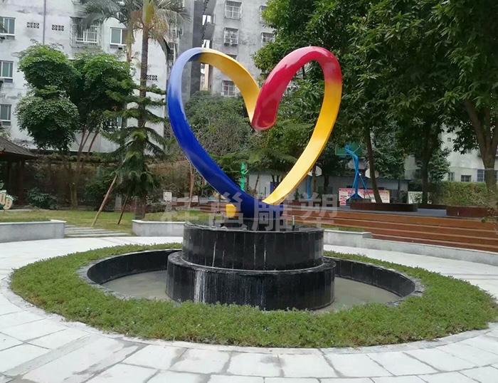 校园景观装饰