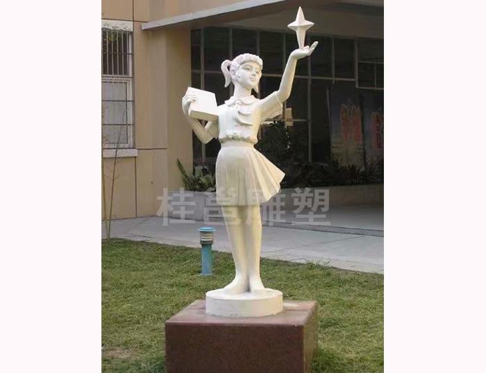景观人物雕像